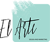 El Arte Design and Marketing Homepage